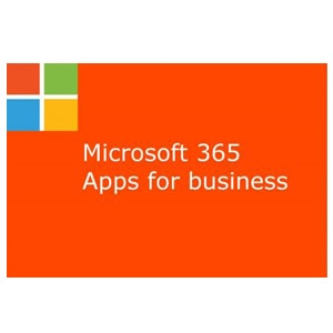 Microsoft 365 Apps for business1 Year Subscription