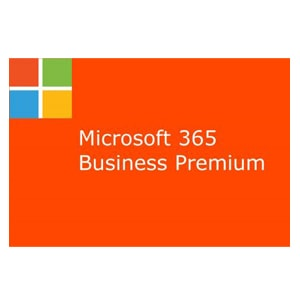Microsoft 365 Business Premium 1 Year Subscription