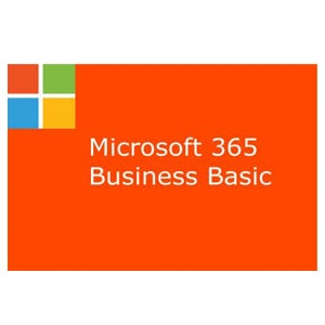 Microsoft 365 Business Basic 1 Year Subscription