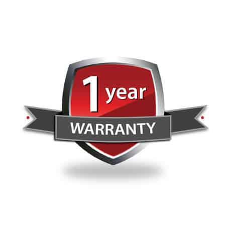1½ year Carry-In Warranty