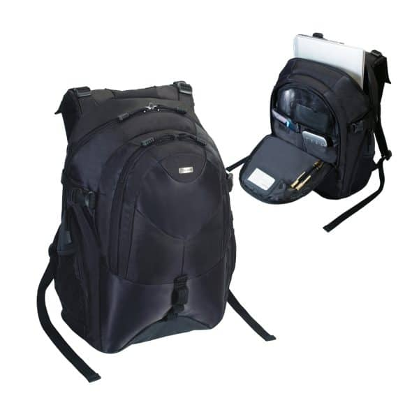 Targus Campus Backpack Black
