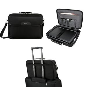 Targus Clamshell Classic Briefcase Black