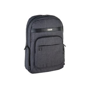 BLACK Globe Trotter Backpack Grey