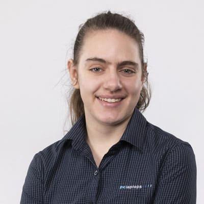 Nicolene Potgieter - Logistics & Reception