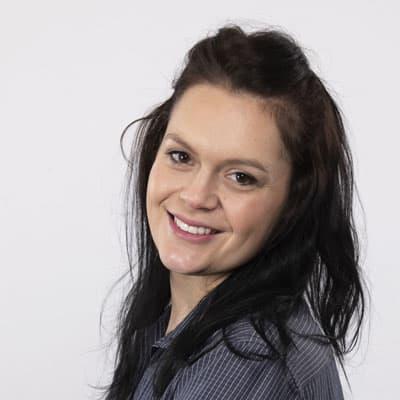 Marisha Viljoen - Head of Marketing