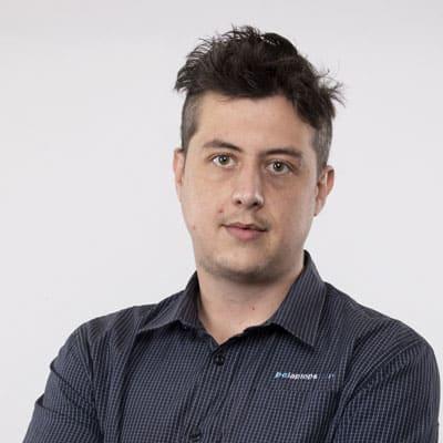 Bennie Viljoen - Dispatch & Stock Control